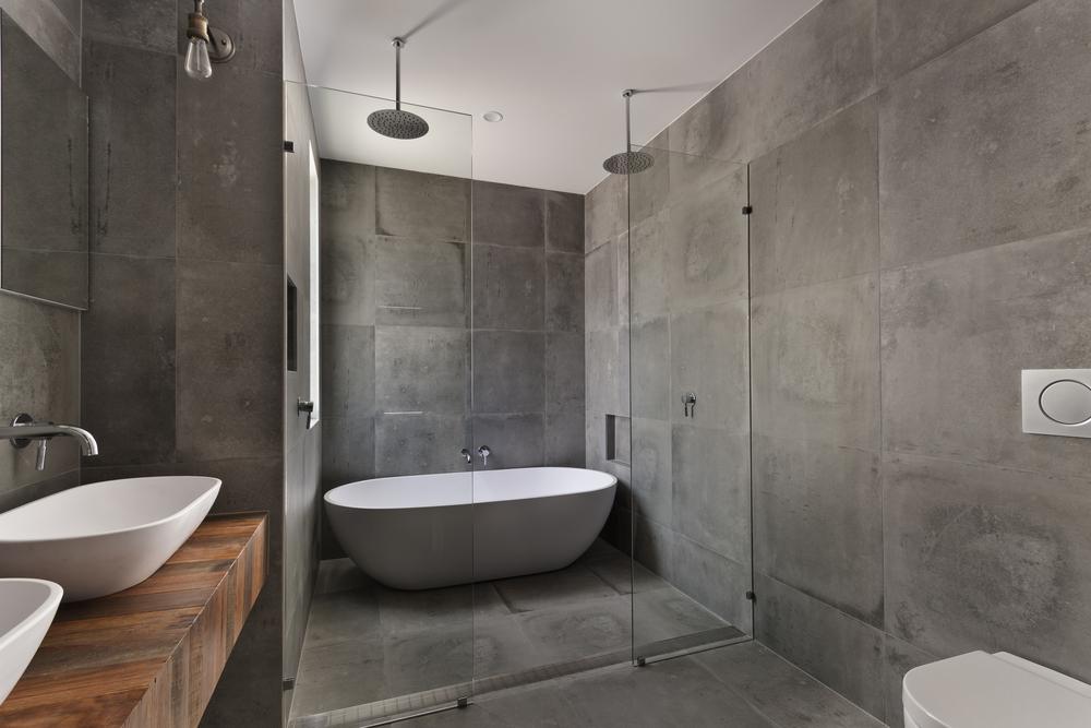 BathTub In A Residential Property