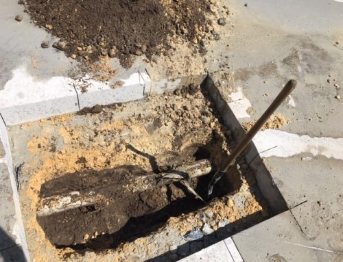 Burst Pipe Repairs