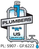 Plumbers R Us WA Logo